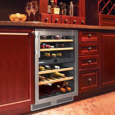 Tủ bảo quản rượu vang cho gia đình