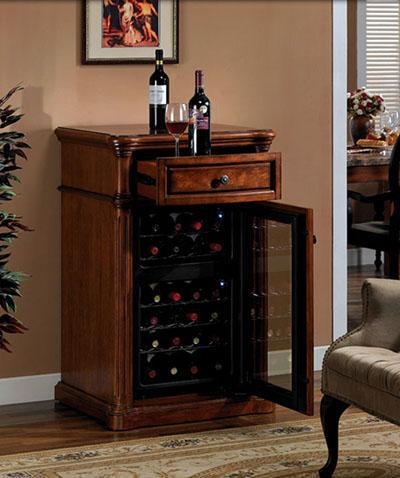 Archi - Hiện đại và tiện dụng với tủ rượu Trensanti
