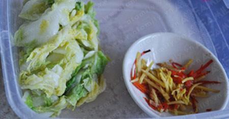 Kim chi cải thảo chống ngán ngày Tết, Ẩm thực, am thuc, kim chi, cai thao, banh chung, mon ngon, mon ngon de lam, bao