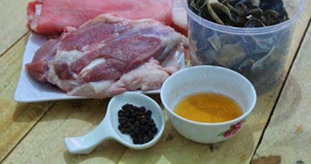 Thịt đông không thể thiếu trong ngày Tết, Ẩm thực, am thuc, thit dong, mon ngon, dua cai chua, mon ngon de lam, bao