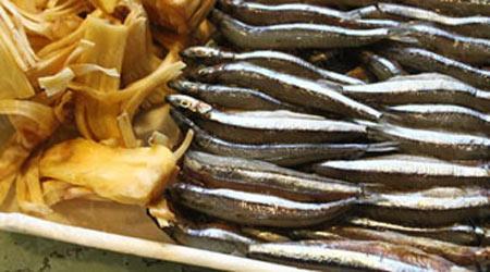 Cá cơm kho xơ mít không hề tanh, Ẩm thực, am thuc, ca com kho, mon kho, ca kho xo mit, mon ngon de lam, bao