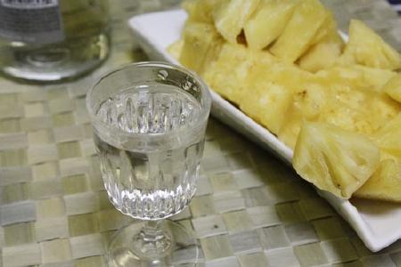 Pina colada - hương vị coctail thơm mát