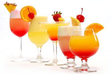 Mocktail Virgin Pinacolada