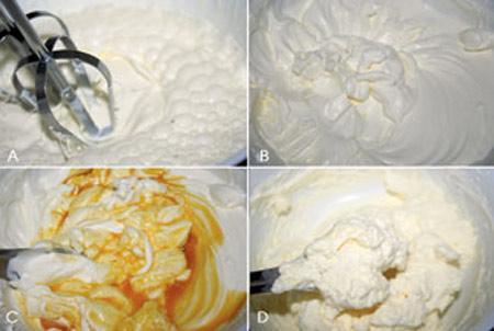 Tròn mắt món bánh kem chanh tí hon, Ẩm thực, am thuc, banh kem, chanh leo, banh chanh, gelatine, mon ngon, mon ngon de lam