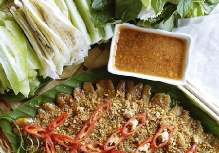 Các món gỏi ngon tuyệt ở Phan Thiết