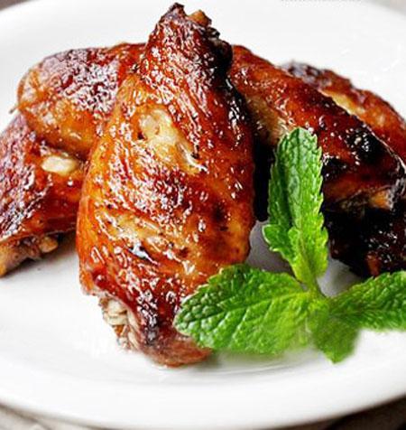 cánh gà nướng