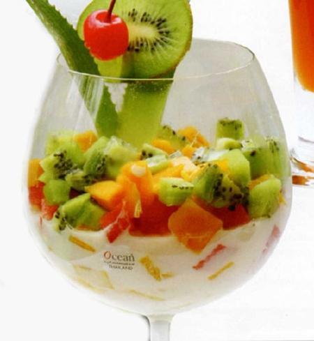 Vì sao không nên ăn hoa quả sau bữa cơm?
