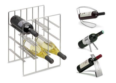 Archi - Kệ rượu trang nhã cho không gian hẹp