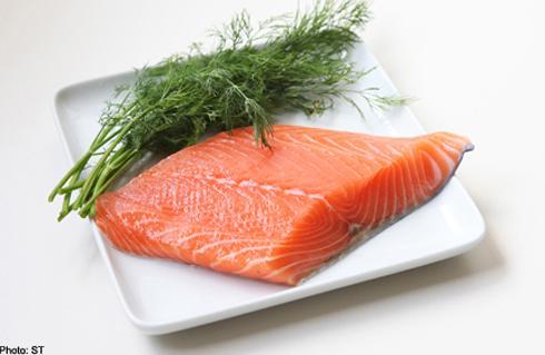 Cá hồi được đánh giá là loại thực phẩm tốt nhất cho sức khỏe. Ảnh: Asiaone.