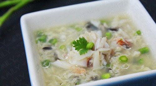 Súp cua tự nấu - ngon hơn nhà hàng, Ẩm thực, am thuc, sup cua, mon ngon, mang tay, mon ngon de lam, bao