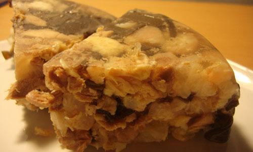 Webtretho - Món ăn ngày Tết - Thịt đông
