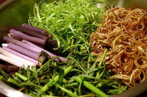 Mùi vị trong ẩm thực Việt