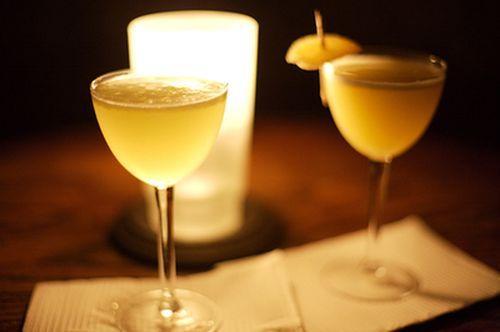 Cocktail Gin ấm áp