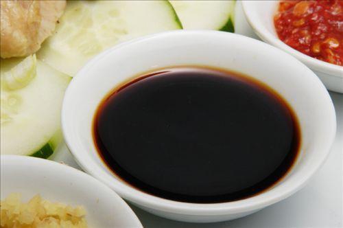xì dầu trong ẩm thực