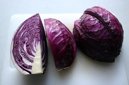 Cách muối bắp cải tím ngon cực - 3