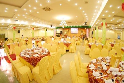nhà hàng tổ chức tiệc cưới tại Mỹ Đình – Hà Nội