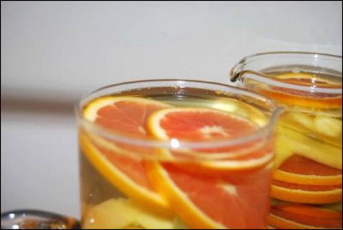 Sành điệu với mực hấp ngũ vị và rum trái cây