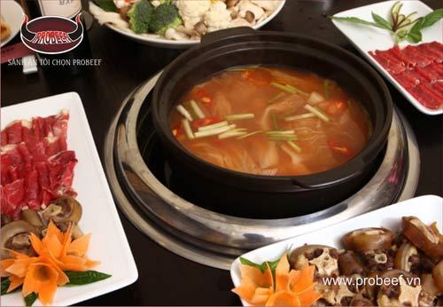 Nhà hàng Probeef - Quà tặng đặc biệt chào mừng ngày 20/10, Ẩm thực,