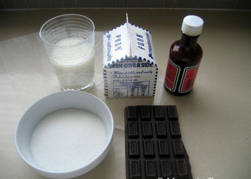 Chocolate lãng mạn cho lễ tình nhân, Bếp Eva,