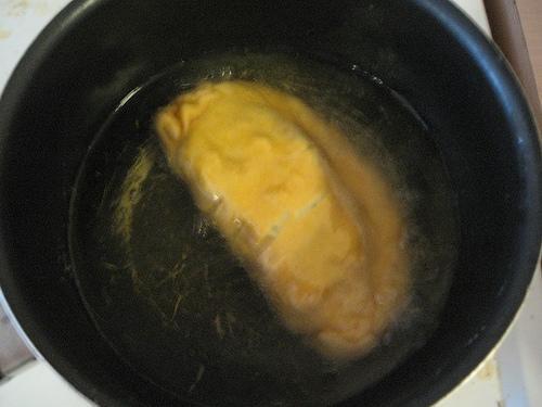 Làm bánh gối ^0^