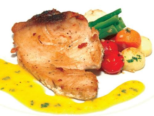Xốt và nướng thật ngon với món cá, Ẩm thực, am thuc, ca nuong, ca ngu, mon ngon, ca duoi, mon nuong, mon ngon de lam, bao