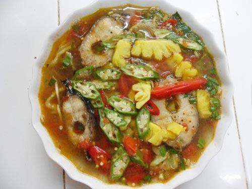 Canh cá chua cay đậm chất Nam Bộ, Đặc sản 3 miền, Ẩm thực, Am thuc, mon ngon, mon ngon de lam, mon canh, canh chua, canh ca chua Nam Bo