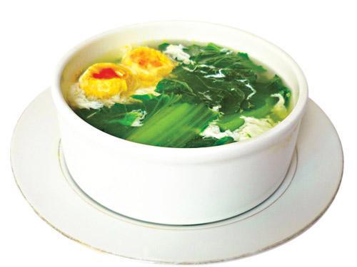 Thực đơn xanh mát cho ngày nóng, Ẩm thực, am thuc, nha dam, duong phen, mon ngon, mon ngon de lam, canh cai, trung vit muoi, bao