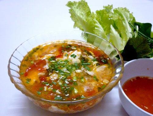 Món ngon ăn với cơm nóng ngon tuyệt, Ẩm thực, am thuc, canh gia rieu, cai muoi, mon ngon, mon ngon de lam, bao