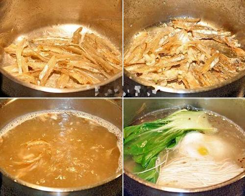 Nhanh gọn với bát miến rau cá, Bếp Eva, miến rau, miến cá, miến, mon ngon, miến xào, miến trộn, bep eva, bao phu nu