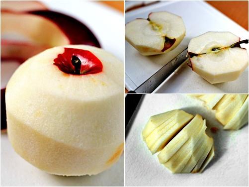 Cuối tuần làm bánh táo ngon nào, Bếp Eva, Banh tao, tu lam banh tao, lam banh tao, banh tao ngon, banh ngon, banh tao tu lam