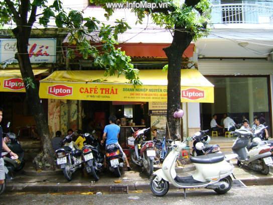 Cafe Thái