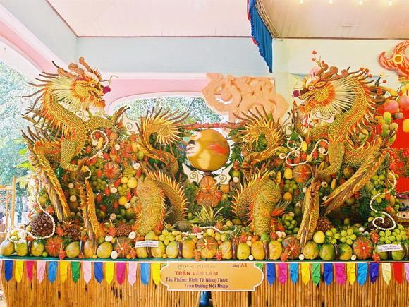 Hình ảnh Đặc sắc lễ hội trái cây Nam Bộ 2012