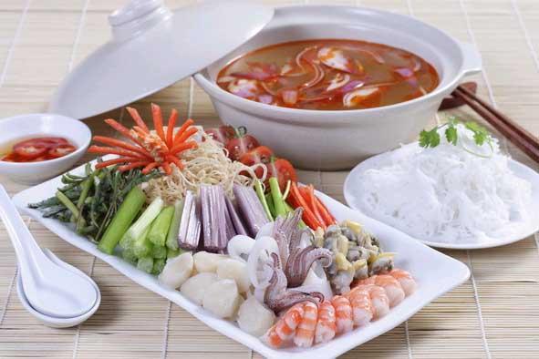 ẩm thực sông Hàn