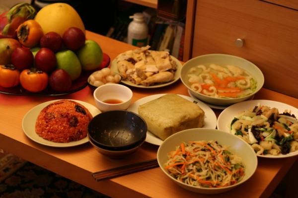 Món ăn ngày tết của người miền Bắc (Hà Nội)