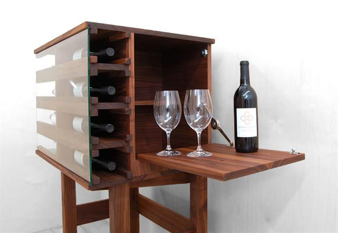 Archi - Tủ rượu Curio của Modern Cellar