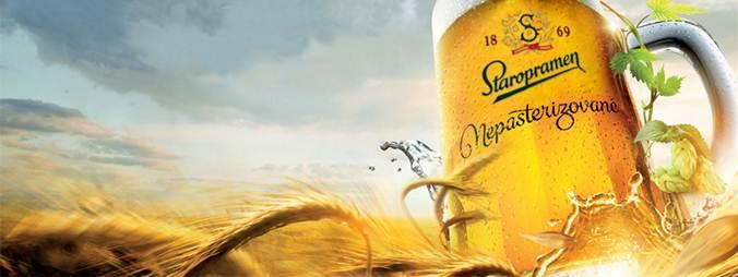 Bia Staropramen - Đồ uống cho Euro 2012, Ẩm thực,