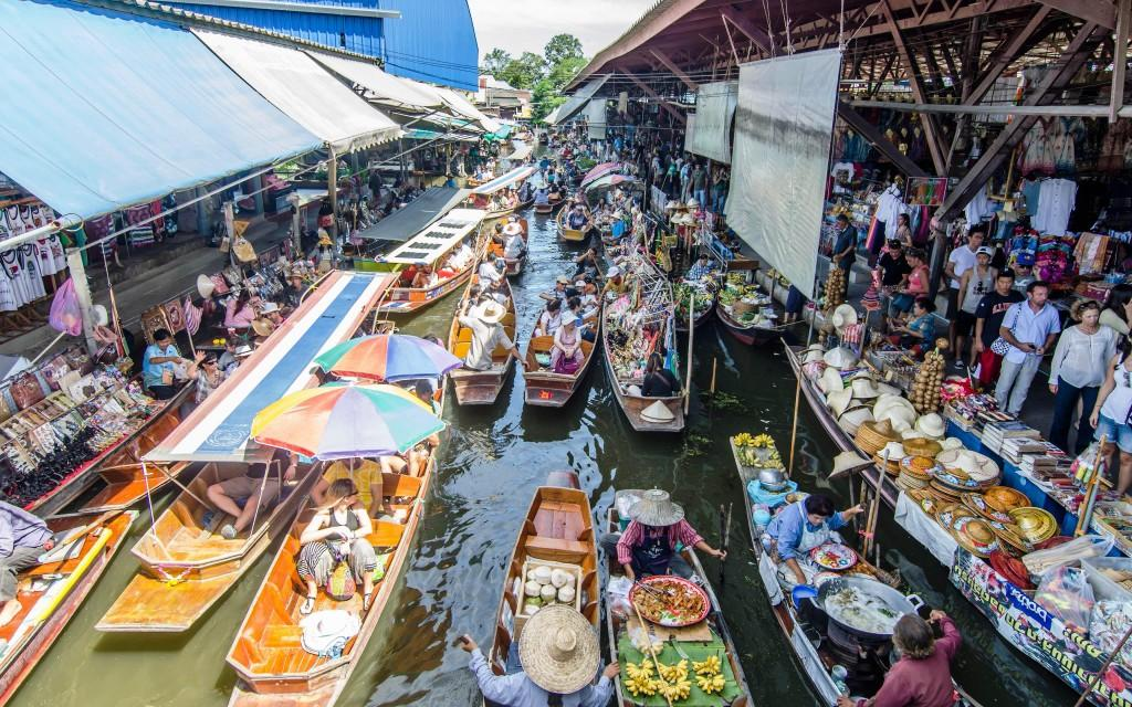 8 khu chợ ẩm thực độc đáo bậc nhất thế giới 7