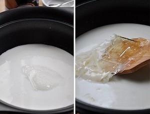Tự làm bánh khúc bạch mát lạnh dẻo thơm 2
