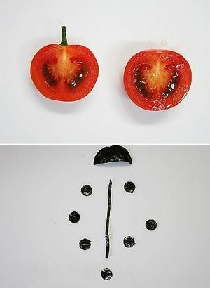 Hai cách tỉa cà chua bi đơn giản mà xinh xắn 7