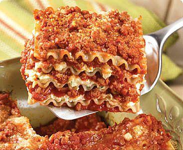 Italian Lasagna Top 10 Most Popular Italian Food in the World
