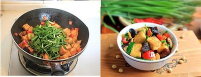 2 món xào ngon đầy màu sắc cho bữa chiều 9
