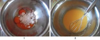 Thơm mềm hấp dẫn món bánh cuộn chocolate 5