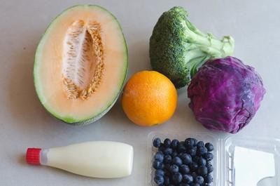 Salad rau quả làm nhanh ăn ngon mà bắt mắt - 0h ngày 25/7 3