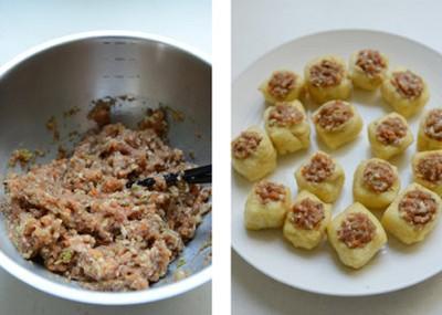 Biến tấu mới cho món đậu phụ nhồi thịt cực ngon 8