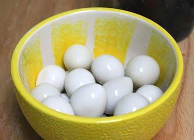 Sườn non kho trứng cút 3