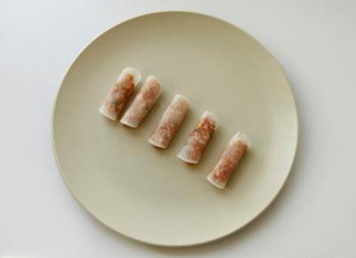 Thịt cuộn lạ miệng cho bữa tối 6