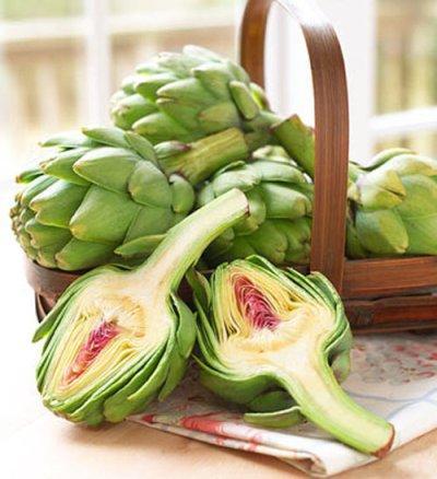 Hoa atisô: món ăn và bài thuốc