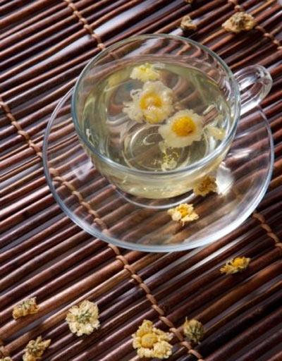 2. Trà hoa cúc