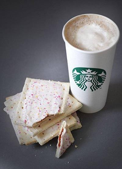 Lượng đường trong 1 ly cà phê đá này tương đương với 8 thanh bánh caramen (90,5g đường).