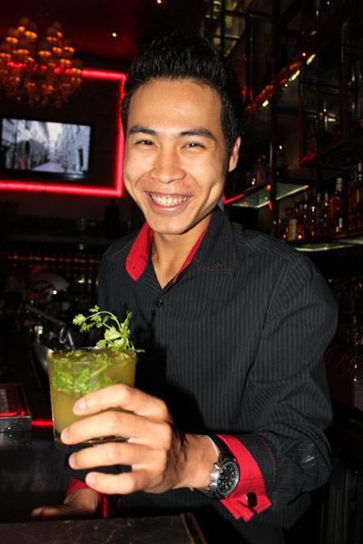 cocktail có hương vị Phở 3
